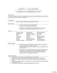 Esthetician Resume Examples Inspiration Esthetician Resume Sample Objective New Esthetician Resume No