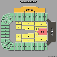 68 Up To Date Dragons Seating Chart