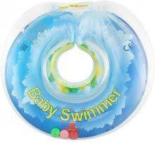 <b>Baby swimmer круг</b> для купания на шею