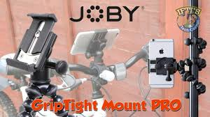 <b>Joby</b> GorillaPod <b>GripTight Pro</b> for Smartphones & Tablets! REVIEW ...