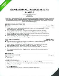 cleaning services resume cleaning services resume janitor sample download  this to use as a cover letter