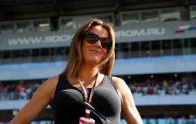 Natalie Pinkham criticizes Formula 1 for not having any diversity ...