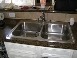 Installing A Kitchen Faucet Installing A Kitchen Sink Faucet 95 Best Photos In Installing A