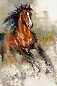 horse painting horse art mais