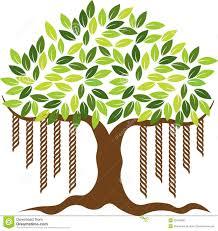 Banyan Tree Logo Design Banyan Tree Logo Stock Vector Illustration Of Corporate