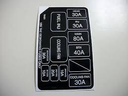 90 miata fuse box 90 automotive wiring diagrams 1991 Mazda Miata Fuse Box Diagram i12prlq~~60_1 miata fuse box $t2ec16nhjiye9qucm7rhbq!i12prlq~~60_1 1991 miata fuse box location