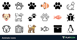 Animal Icon Animals Icons 58 077 Free Vector Icons
