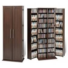 Dvd Storage Cabinet With Doors Foter