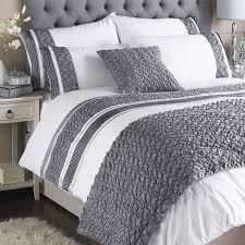 luxury white bedding with gray luxury macy duvet cover set duvet cover sets