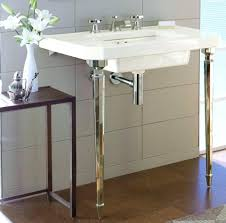 sinks toto lloyd metal console sink kitchen toto console sink