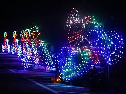 Christmas Light Displays Daytona Beach Magic Of Lights Daytona International Speedway