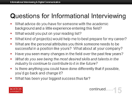 Good Questions To Ask In An Informational Interview Informational Interview Questions Major Magdalene Project Org