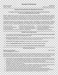 Resume Executive Summaries