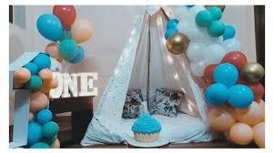 cake smash decoration ideas at home