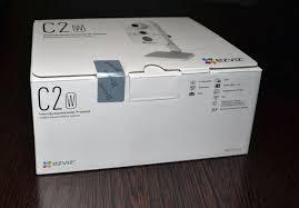 Обзор от покупателя на <b>IP</b>-Видеокамера <b>EZVIZ</b> C2W (CS-CV100 ...