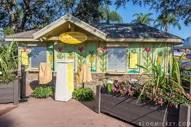 Garden Kitchens 2017 Epcot Flower And Garden Festival Outdoor Kitchens Menus And