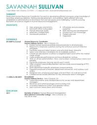 Human Resources Administration Sample Resume Human Resources Resume Samples Template Captivating Sample Create 22