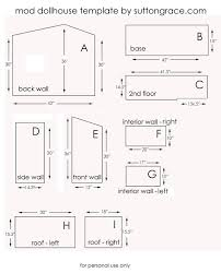 free dollhouse furniture patterns. Doll House Furniture Plans Free Dollhouse Patterns O