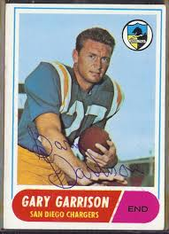 Gary Garrison – August 28, 2000 – Tales from the AFL