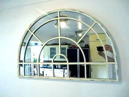 large arched wall mirror cathedral wall mirrors large arched mirrors stein world mirrors cathedral wall mirror