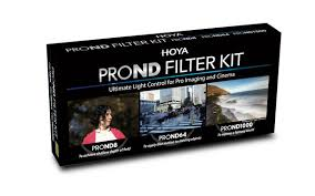 Комплект из трёх <b>фильтров</b> Hoya PROND <b>FILTER KIT</b> 8/64/100 ...