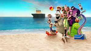 It was released on july 13, 2018 in the us and july 27, 2018 in the uk. Hotel Transylvania 3 Summer Vacation English Cast List Hotel Transylvania 3 Summer Vacation English Movie Star Cast Release Date Movie Trailer Review Bollywood Hungama