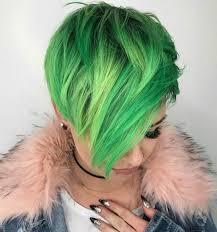 Creative Haircuts Vibrant Hair Colorspastel Hair