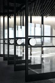glass office front door. Front Door Office Design Inspirations Black Framed Glass Doors Http R