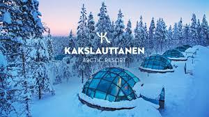 Win A Once In A Lifetime Trip To Kakslauttanen Arctic Resort