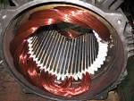 Обмотка двигателей