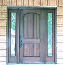 front door with sidelights lowesFront Doors  Fiberglass Entry Door With Sidelights Lowes