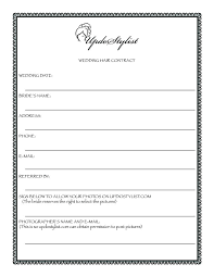 makeup artist contract bridalhaircotract wedding hair date brides xdbetnp