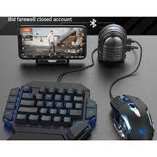 MIX 3 Oyun Konsolu PubG Klavye Mouse Bağlayıcı 3'lü set Fiyatları ve  Özellikleri