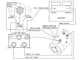 warn winch motor wiring diagram the wiring warn winch wiring diagram solidfonts