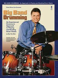 Details About Big Band Drumming Playing Reading Drum Charts Learn How To Play Book Cd New