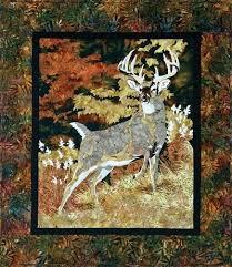 Deer Quilt Patterns trophy elk deer al agnew bigfork bay quilt ... & Deer Quilt Patterns trophy elk deer al agnew bigfork bay quilt pattern Adamdwight.com
