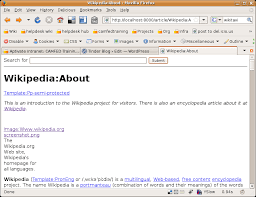 Offline Wikipedia Aptivate