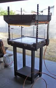 vacuum forming machine plans