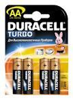 Батарейка DURACELL LR06 (АА) 1x2 шт. (поштучно)
