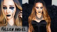 makeup tutorial fallen angel