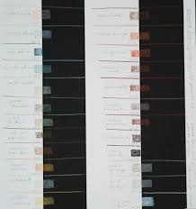 Black Colour Chart Paper Drawing Pencils And Black Paper A Marriage Made In Heaven