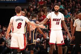 From 1130 To Playoffs Heat Still Believe They Can Make Playoffs Heat Bench