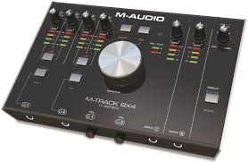 <b>M</b>-<b>Audio M</b>-<b>Track 8X4</b> – многоканальный звуковой интерфейс для ...