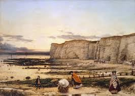 william dyce pegwell bay kent a recollection of october 5th 1858