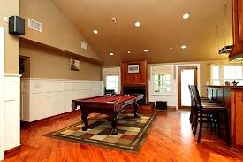 great concept pool table area rug size