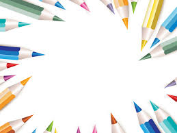 Powerpoint Backgrounds Educational Pencil Frame Backgrounds For Powerpoint Education Ppt