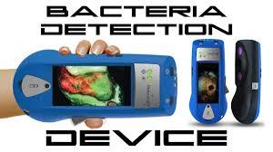 Blue Light Germ Detector Moleculight Ix Bacteria Detection Device