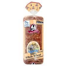 Aunt Millie S Light Whole Grain Bread Nutrition Aunt Millies 100 Whole Wheat Bread 24 Oz Walmart Com