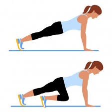 No Equipment Ab Exercises Chart Abs Workout A 7 Minute No Equipment Core Workout