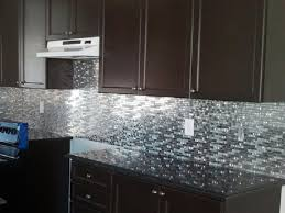 Stainless Steel Backsplash Kitchen Metal Kitchen Backsplash Design Ideas Kitchen Design Ideas 2017